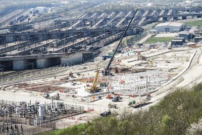 ElecLink HVDC Project Folkestone